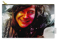 Janis Joplin Carry-all Pouch