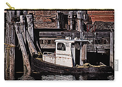 Janis Carry-all Pouch by Richard Farrington