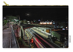Japan Train Night Carry-all Pouch
