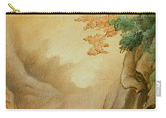 Japanese Autumn Carry-all Pouch by Sorin Apostolescu