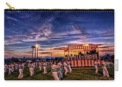 Japanese Bon Adori Festival Carry-all Pouch