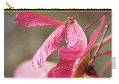 Japanese Maple Keys Carry-all Pouch