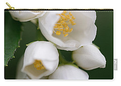Jasmin Flowers Carry-all Pouch