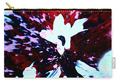 Carry-all Pouch featuring the painting Jasmine In My Mind  by Jacqueline McReynolds