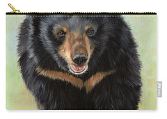 Jasper Moon Bear - In Support Of Animals Asia Carry-all Pouch
