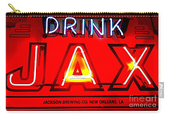 Jax Beer Of New Orleans Carry-all Pouch