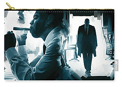 Jay-z Artwork 3 Carry-all Pouch by Sheraz A