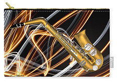 Jazz Saxaphone  Carry-all Pouch