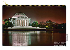 Jefferson Memorial At Night Carry-all Pouch