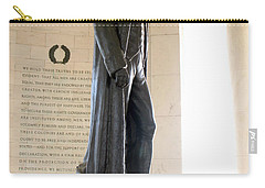 Jefferson Memorial In Washington Dc Carry-all Pouch