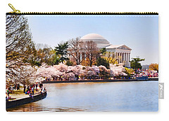 Jefferson Memorial Washington Dc Carry-all Pouch