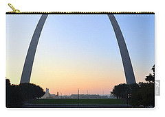 Jefferson National Expansion Memorial Carry-all Pouch