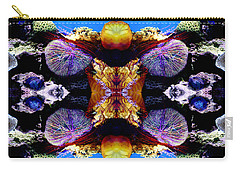 Jellyfish Reflections Carry-all Pouch