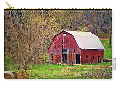 Jemerson Creek Barn Carry-all Pouch by Cricket Hackmann