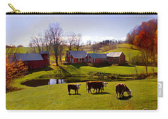 Jenne Farm In Autumn Carry-all Pouch