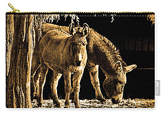 Jenny N Jack Carry-all Pouch by Robert Geary