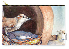 Jenny Wrens Carry-all Pouch
