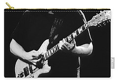Jerry Garcia In Cheney 1978 Carry-all Pouch