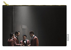 Jersey Boys By Clint Eastwood Carry-all Pouch