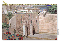 Jerusalem Carry-all Pouch