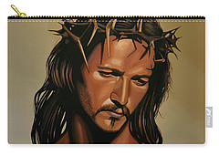 Jesus Christ Superstar Carry-all Pouch by Paul Meijering