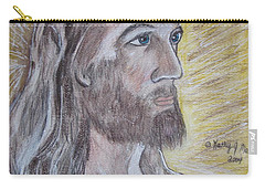 Jesus Carry-all Pouch by Kathy Marrs Chandler