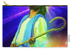 Jesus Rocks Carry-all Pouch by Rob Corsetti