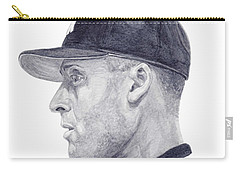 Jeter Carry-all Pouch by Tamir Barkan
