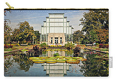 Carry-all Pouch featuring the photograph Jewel Box 1 by Marty Koch