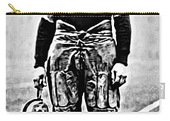 Jim Thorpe Carry-all Pouch