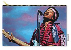 Jimi Hendrix 2 Carry-all Pouch