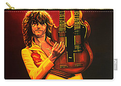 Jimmy Page Painting Carry-all Pouch