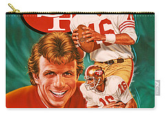 Joe Montana Carry-all Pouch