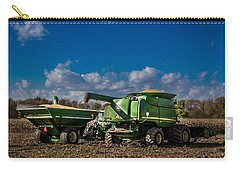 John Deere Combine 9770 Carry-all Pouch