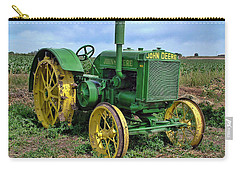 John Deere Tractor Hdr Carry-all Pouch