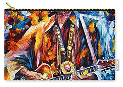 Johnny Cash New Carry-all Pouch