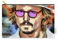 Johnny Depp Actor Carry-all Pouch
