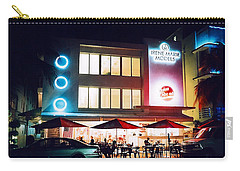 Johnny Rockets Polaroid Carry-all Pouch