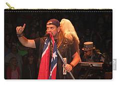 Johnny Van Zant Of Lynyrd Skynyrd Carry-all Pouch