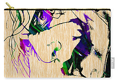 Joker Collection Carry-all Pouch by Marvin Blaine