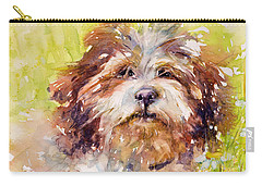 Jolly June Carry-all Pouch by Judith Levins
