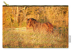 Carry-all Pouch featuring the photograph Jonathan by Carol Lynn Coronios