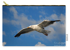 Jonathan Livingston Carry-all Pouch