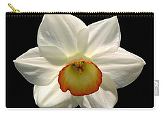 Carry-all Pouch featuring the photograph Jonquil 1 by Rose Santuci-Sofranko