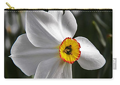 Jonquil Carry-all Pouch by Judy Via-Wolff