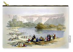 Jordan River Carry-all Pouch