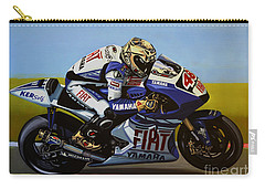 Jorge Lorenzo Carry-all Pouch