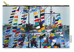Jose Gasparilla Ship Work B Carry-all Pouch