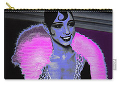 Josephine Baker The Original Flapper Carry-all Pouch