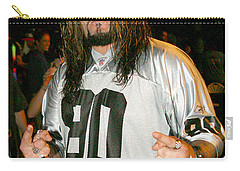 Carry-all Pouch featuring the photograph Josey Scott by Don Olea